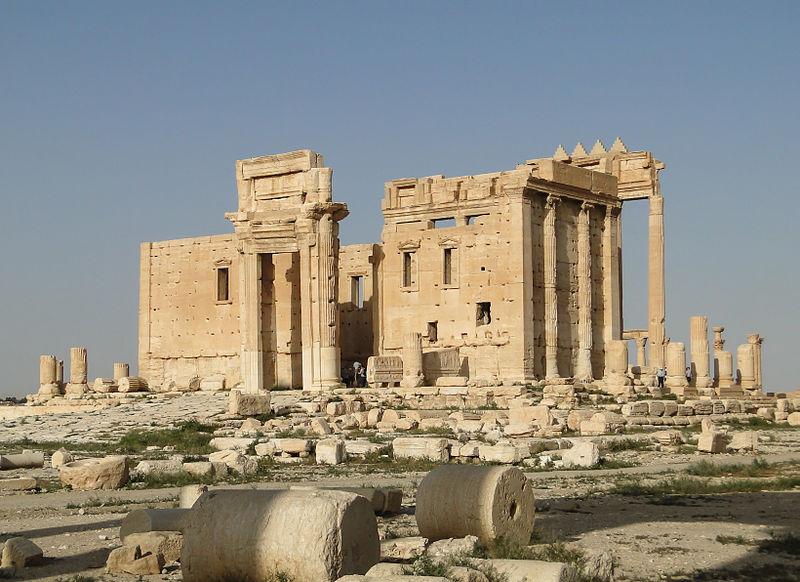 The-Temple-Of-Baal-by-Bernard-Gagnon